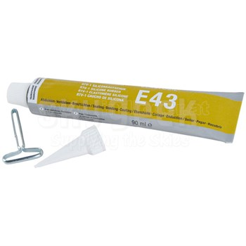 Wacker ELASTOSIL E43 RTV-1 Silicone Rubber - 90 mL Tube