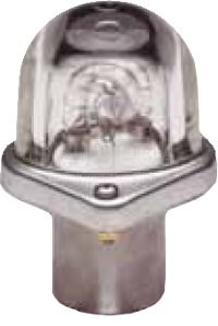 """WHELEN® 01-0770058-16 Model 7005816 RFI Shielded Strobe Light Assembly with 24"""" 3/C Cable & MS Connector"""