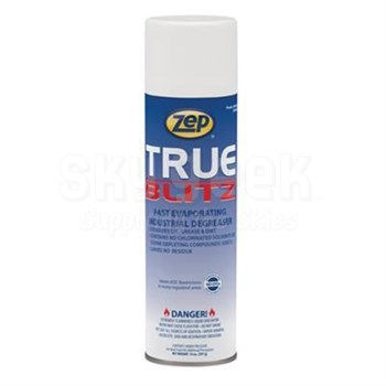 ZEP® 0038 True Blitz™ Clear Power Degreaser - 14 oz Aerosol Can