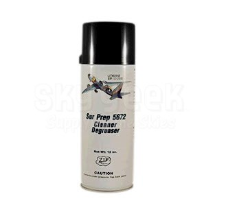 Zip Chem 008284 Sur-Prep 5672 Zero Ozone Depleting Contact Cleaner - 12 oz Aerosol Can